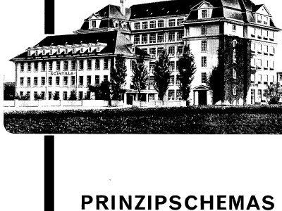 Scintilla – Prinzipschemas