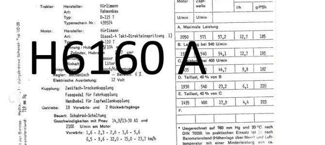 Hürlimann Testberichte – Tänikon